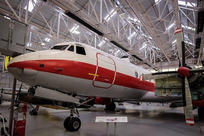 RAF Cosford Andover