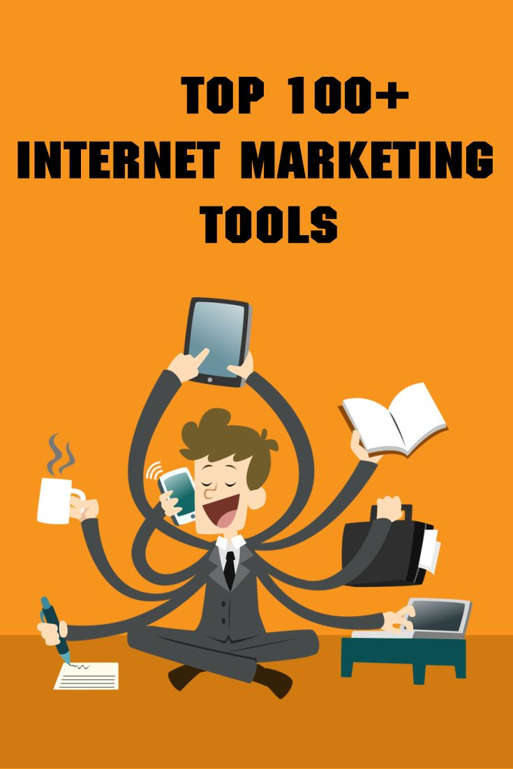 Top 100 Internet Marketing Tools