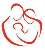 Símbolo de família —  Vetores de Stock #4954876