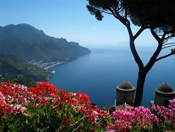 Scopri Salerno - Hotel Ontani
