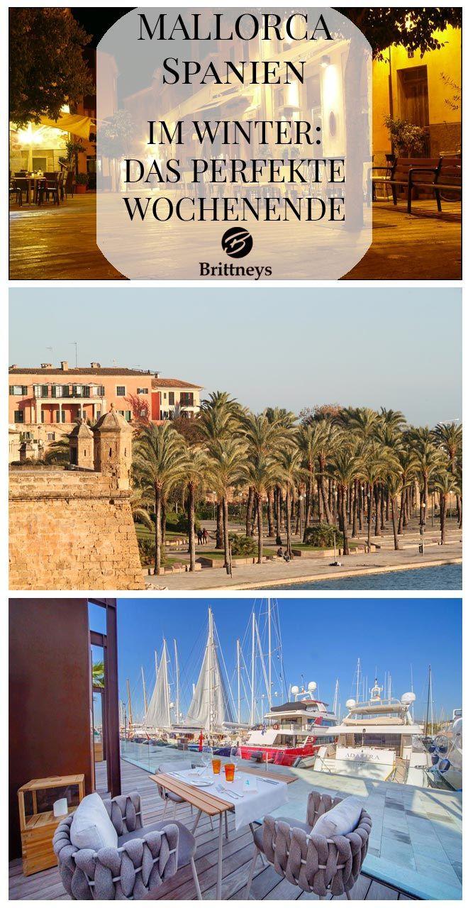 MALLORCA IM WINTER: DAS PERFEKTE WOCHENENDE #Spanien #Mallorca #Winter