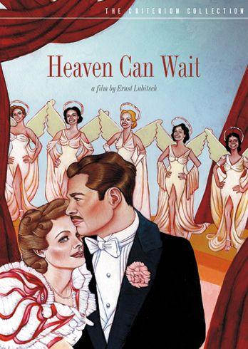 Heaven Can Wait / HU DVD 11740 / http://catalog.wrlc.org/cgi-bin/Pwebrecon.cgi?BBID=14218472