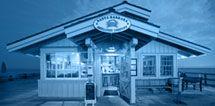 Santa Barbara FisHouse | Santa Barbara Shellfish Co. | Boathouse at Hendry's Beach lobster tacos, amazing fish dishes,