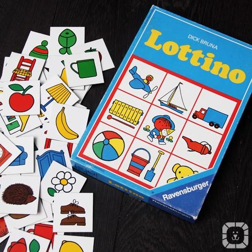 Lottino -  Speelgoed van de goede oude tijd