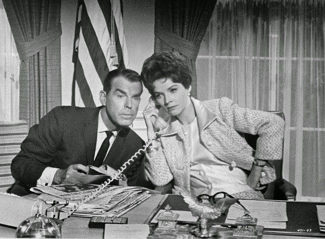 Risultati immagini per Ho sposato 40 milioni di donne (1964) - Fred MacMurray, Polly Bergen