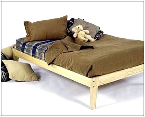 Platform Twin Bed Frame Kids 39 Rooms Pinterest