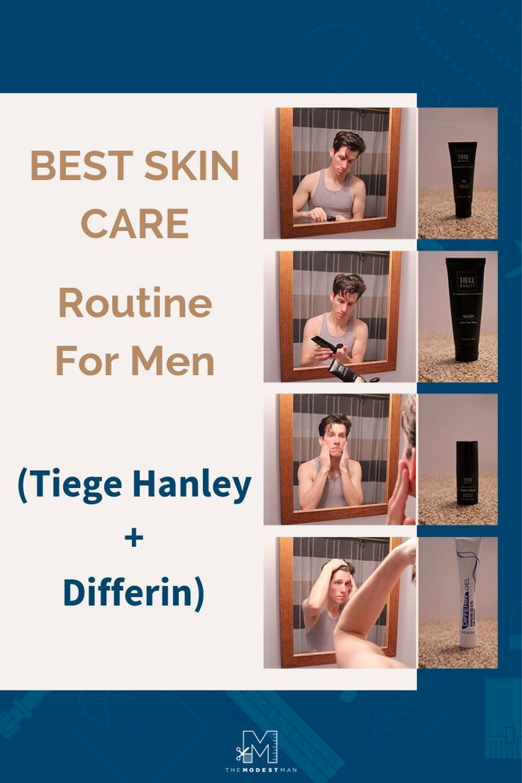 Best Men S Skin Care Routine 2017 Men Skin Care Routine Mens Skin Care Best Skin Care Routine