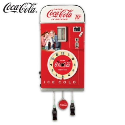 17 Best Images About Coca Cola Clocks On Pinterest Neon
