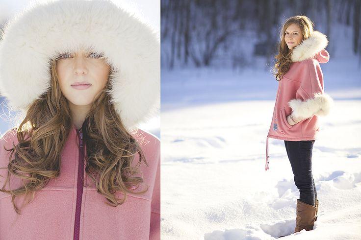 beauty, portrait, winter photoshoot, outdoor, photoshoot inspiration