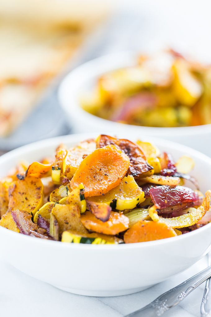 Persian-style Roasted Veggies | GI 365