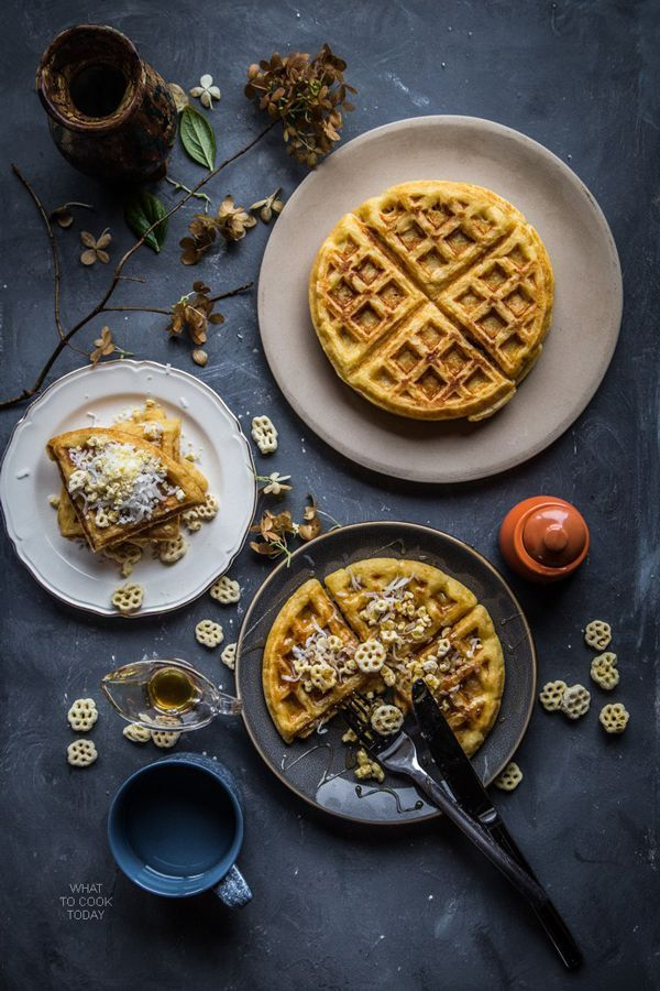 9 Waffle Recipes To Try This Weekend