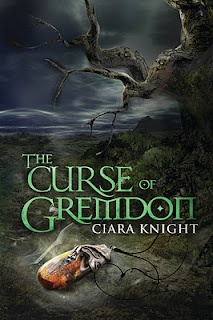 The Curse of Gremdon by Ciara KnightWorth Reading, Crayolakym Bookreview, Ciara Knights, Book Worth, Gremdon, Curse, Book Covers, Crescents Moon, Book Reviews