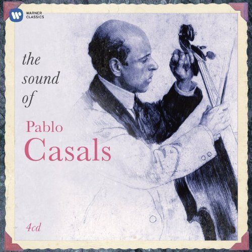 Various - The Sound of Pablo Casals