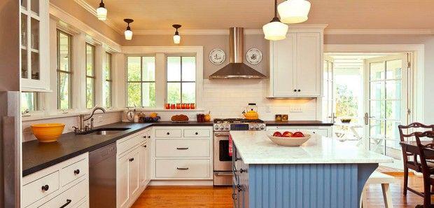 ออกแบบห้องครัวน่ารัก