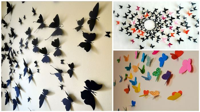 30 Best Butterfly Wall Decorations Images On Pinterest