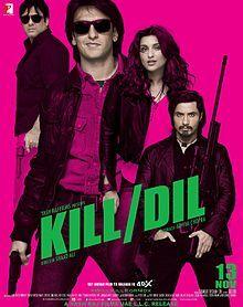 kill dil -