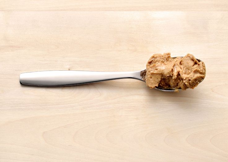 After too much sugar try these steps to recover. Step 2: Have a spoonful of peanut butter