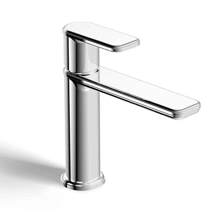 Mitigeur lavabo en laiton chromé - Infinity Essences, sans capsule