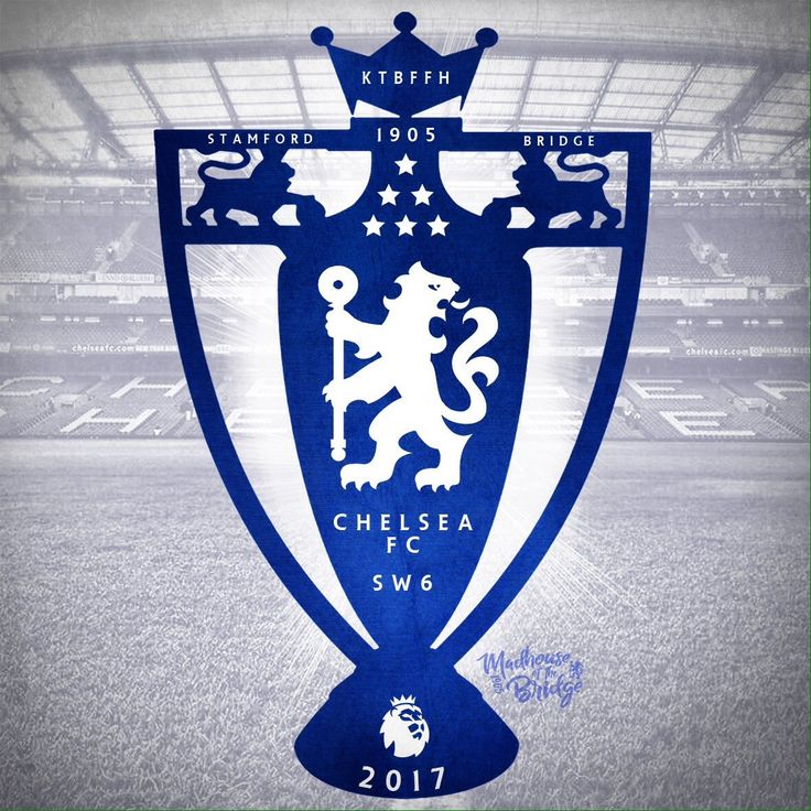 Chelsea FC - 2017 EPL Champions