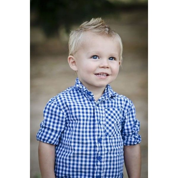 Little Boy Mohawk ❤ liked on Polyvore featuring kids, boys and children