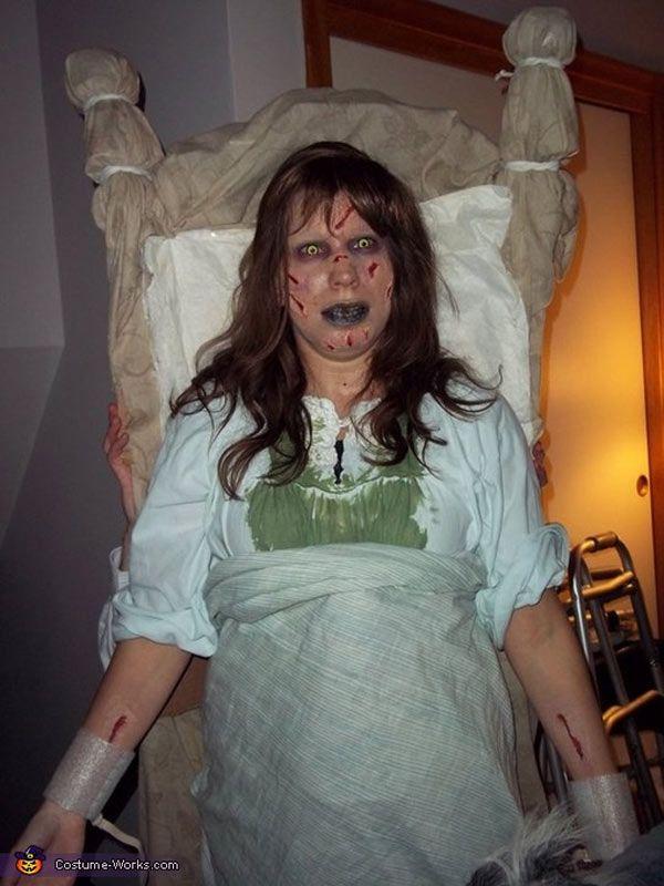 Disfraz niña del Exorcista