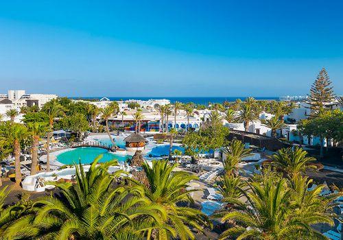 Hôtel H10 Lanzarote Gardens - Lanzarote ♡
