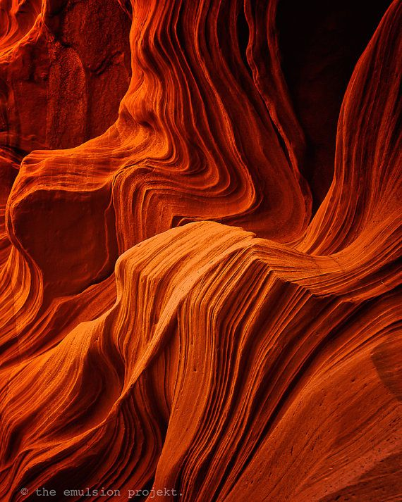 Rhythm of Antelope Canyon ~ photographer Kristi; taken near Page, Arizona  #photography #nature #desert