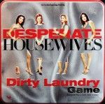 Desperate Housewives Dirty Laundry Board Game Used