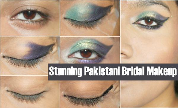 Top Class and stunning Bridal Makeup By Pakistani Beauticians