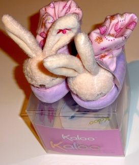 #Baby Booties or Kaloo slippers help to keep your baby's feet warm. All products from Kaloo comes with a nice #gift box which contributes to make Kaloo one of the most sought after brands in Booties for babies.