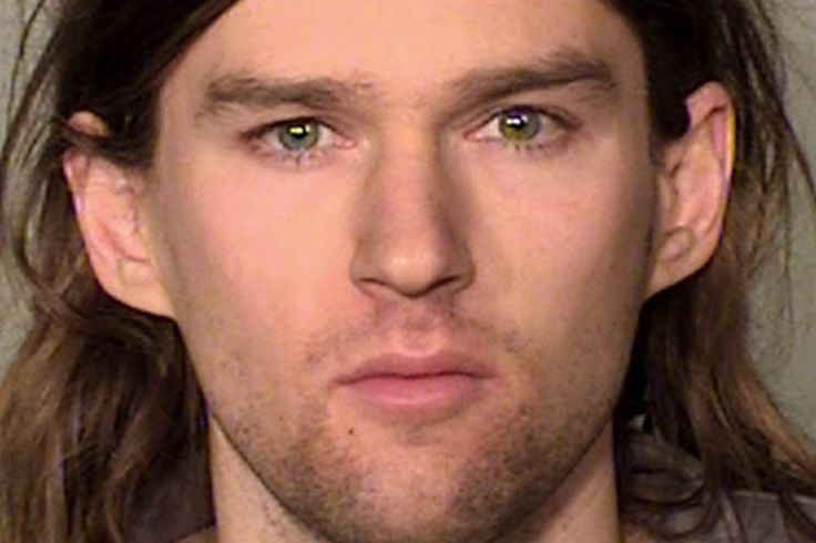 "Virginia Sen. Tim Kaine's son, Linwood Michael Kaine, was arrested during a ""March 4 Trump"" rally in Minnesota."