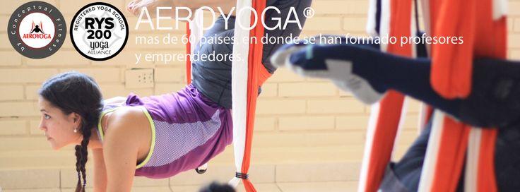 FORMACION PROFESORES AEROYOGA® Y AEROPILATES® INTERNATIONAL ACREDITADA YOGA LLIANCE USA, METODO HOMOLOGADO Y REGISTRADO INTERNACIONALMENTE, #aeroyoga #aeroyogaonline #aeroyogainternational #airyoga #aeropilates #aeropilatesmadrid #aeropilatesbrasil #hamacyoga #yogaaerien #aerialyoga #cursos #formacion #trapeze #trapecio #acrobatic #acro #fly #flying #gravity