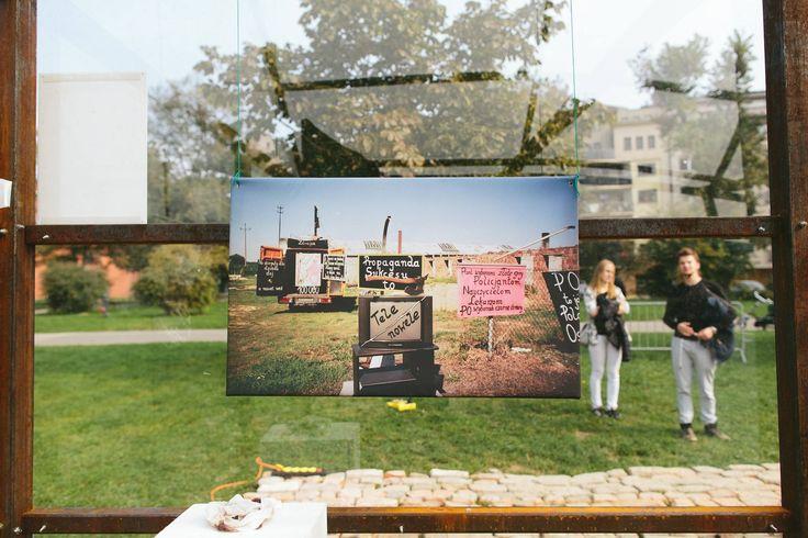 """""""Village People: Muzeum Alternatywnych Historii Społecznych""""  Autorzy: Daniel Rycharski, Szymon Maliborski   Fot. Michał Ramus, www.michalramus.com"""