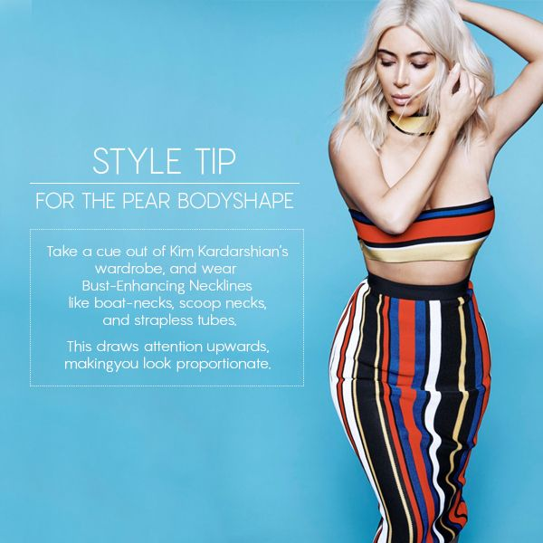Pick the perfect outfit to flatter your Body Shape!  #bodyshapetip #styletip #pearshapebody #yourbodyyourstyle #vilara