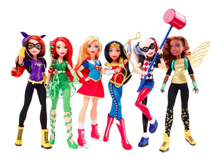 Mattel Unveils DC Super Hero Girls Action Figures http://geekxgirls.com/article.php?ID=5628