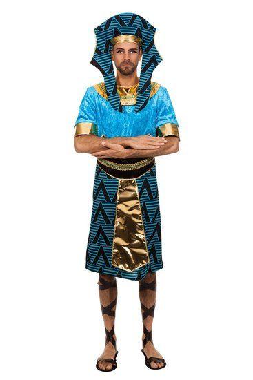 Kostuum Egyptenaar Ramses Heren - De Kaborij