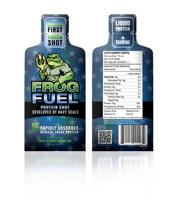 FrogFuel Protein