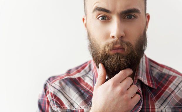 Männer mit Vollbart sind attraktiver