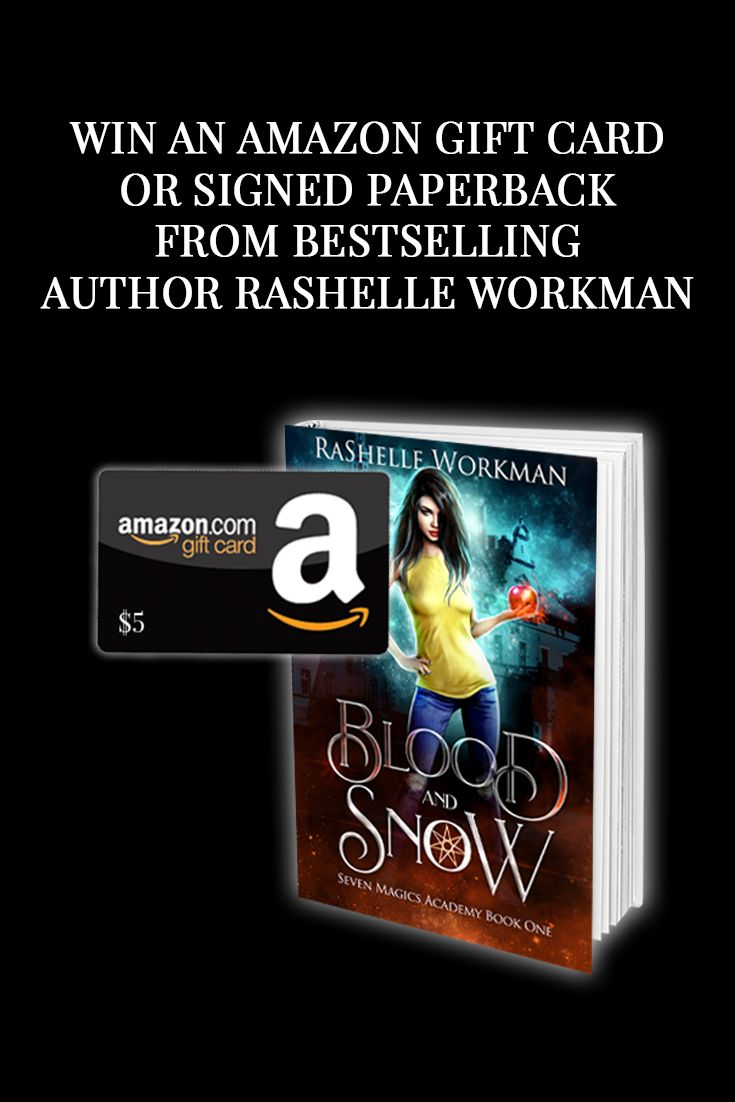 Win An Amazon Giftcard Or Signed Paperback From Bestselling Author