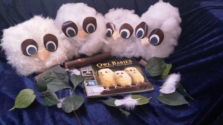 Owl Babies Story Sack
