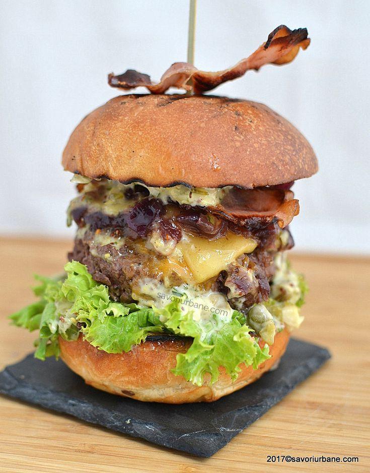 cel mai bun burger de casa din carne de vita reteta pas cu pas savori urbane