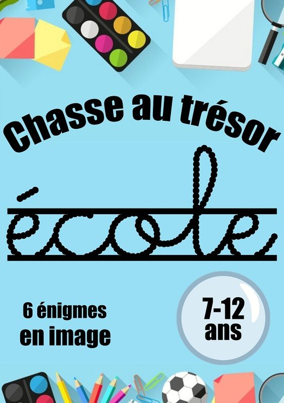 Assez nigme chasse au tr sor 7 ans di24 montrealeast - Idee d enigme pour chasse au tresor ...