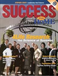 Success from Home  Taking Transfer Factor to the World   Together, Building People