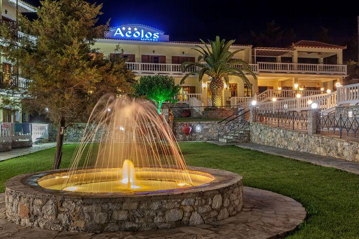 Aeolos by night!!