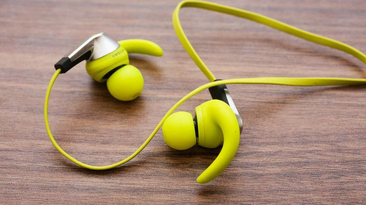 The Monster iSport Victory fit very securely and comfortably and are sweat-resistant and literally washable. They also deliver good sound, with strong bass and good detail.