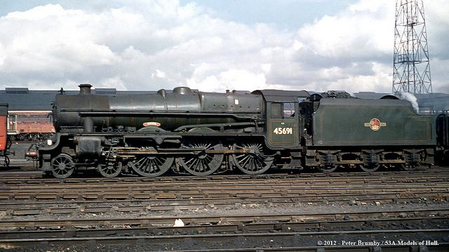 13/06/1962 - Crewe South (5B) MPD. | Best viewed 'Original' … | Flickr