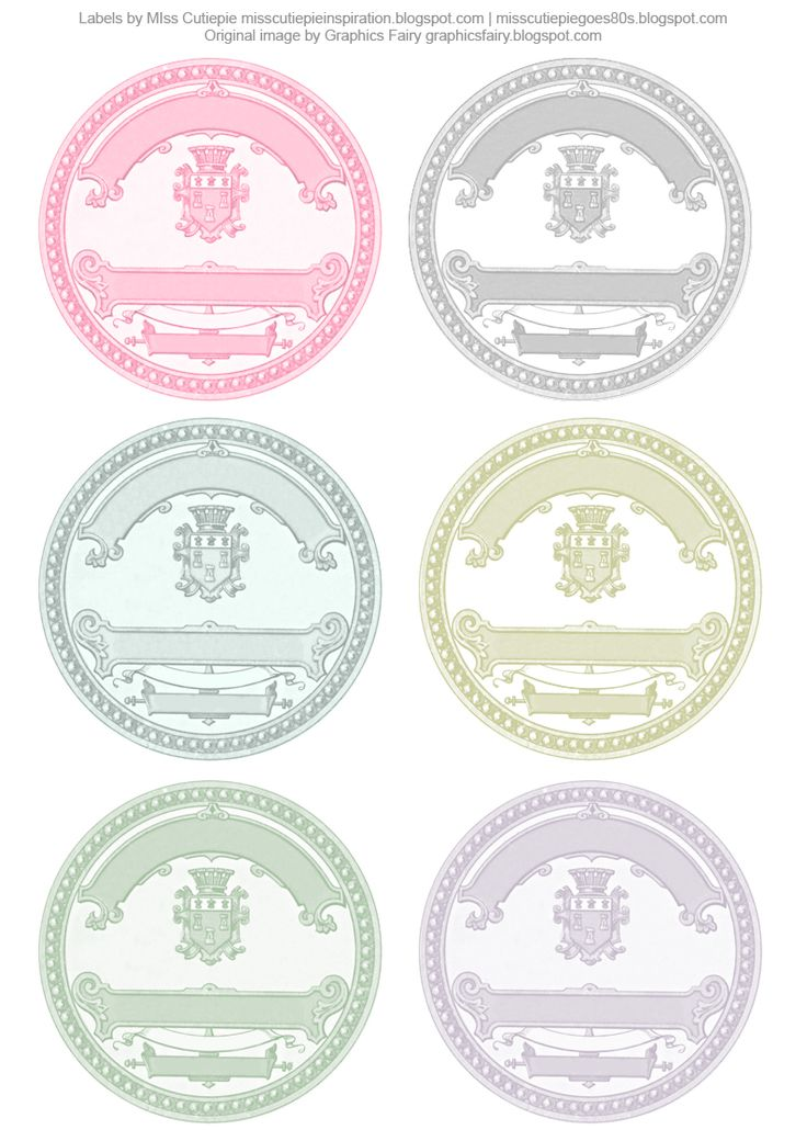 It is a graphic of Genius Free Printable Round Labels