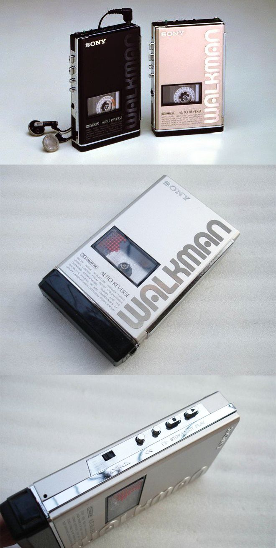 Sony WM-103 (1987)