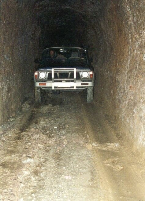 4x4 Spray Tunnel, Zeehan