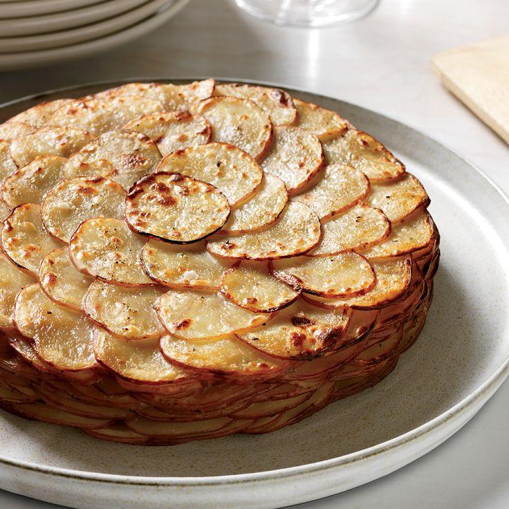 Healthy Potato Gratin with Herbs | Food & Wine